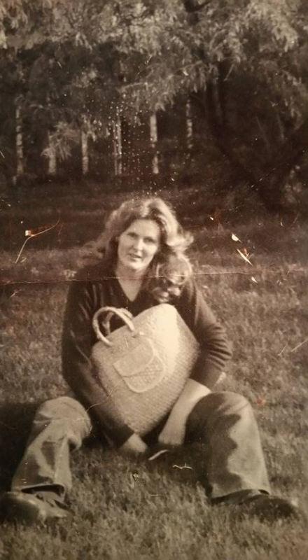 Gina's mom